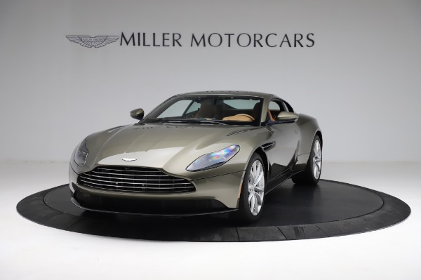 Used 2018 Aston Martin DB11 V8 for sale $151,900 at Bugatti of Greenwich in Greenwich CT 06830 12