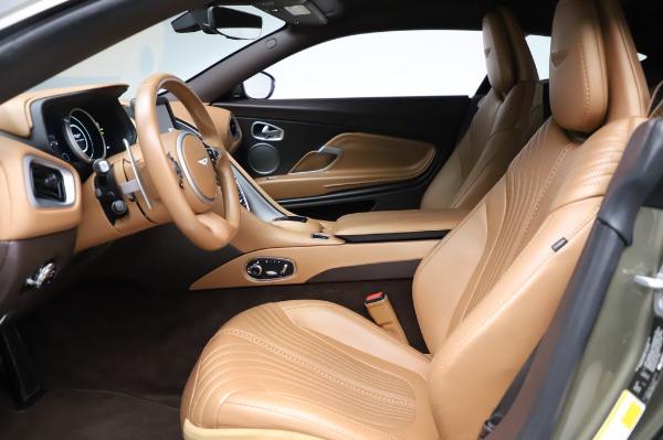 Used 2018 Aston Martin DB11 V8 for sale $151,900 at Bugatti of Greenwich in Greenwich CT 06830 13