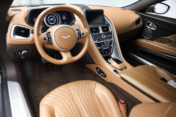 Used 2018 Aston Martin DB11 V8 for sale $151,900 at Bugatti of Greenwich in Greenwich CT 06830 14