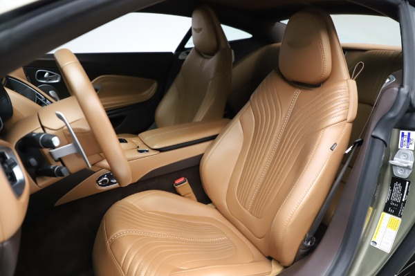 Used 2018 Aston Martin DB11 V8 for sale $151,900 at Bugatti of Greenwich in Greenwich CT 06830 15