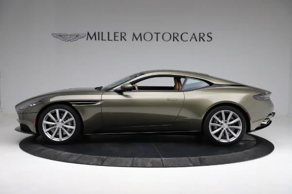 Used 2018 Aston Martin DB11 V8 for sale $151,900 at Bugatti of Greenwich in Greenwich CT 06830 2