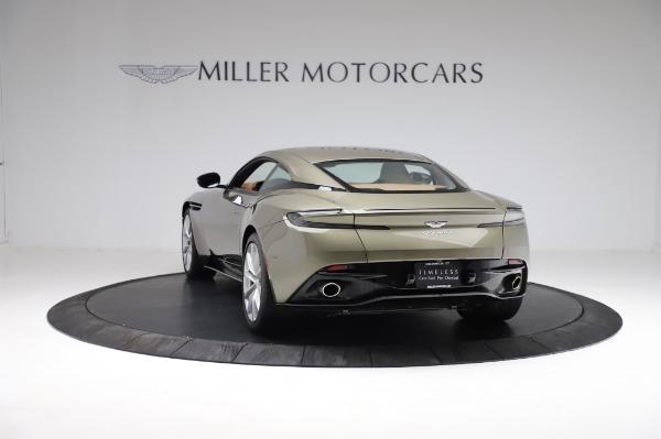 Used 2018 Aston Martin DB11 V8 for sale $151,900 at Bugatti of Greenwich in Greenwich CT 06830 4