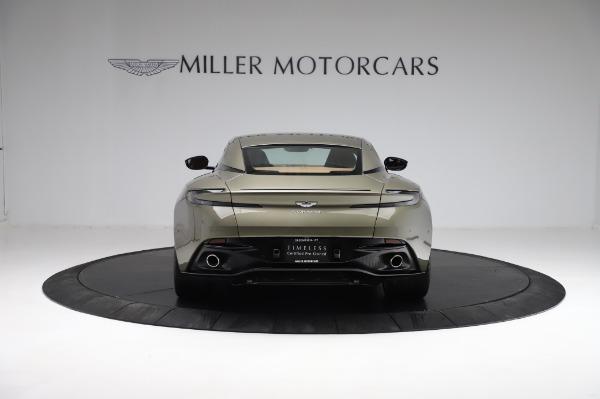 Used 2018 Aston Martin DB11 V8 for sale $151,900 at Bugatti of Greenwich in Greenwich CT 06830 5