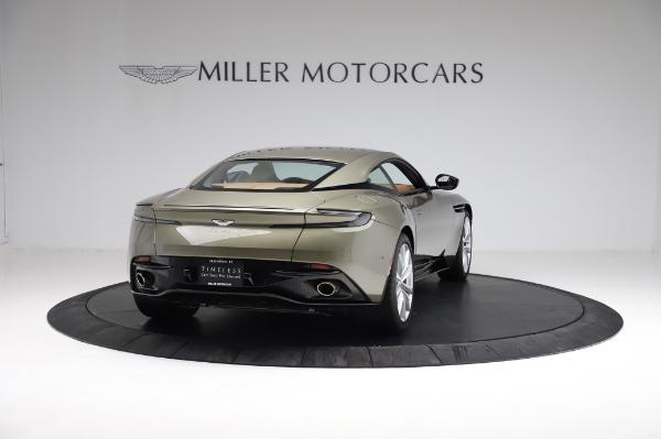 Used 2018 Aston Martin DB11 V8 for sale $151,900 at Bugatti of Greenwich in Greenwich CT 06830 6