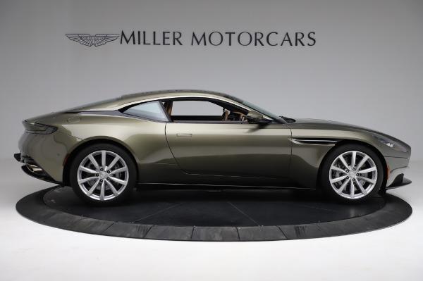Used 2018 Aston Martin DB11 V8 for sale $151,900 at Bugatti of Greenwich in Greenwich CT 06830 8