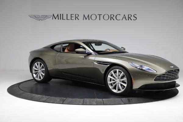 Used 2018 Aston Martin DB11 V8 for sale $151,900 at Bugatti of Greenwich in Greenwich CT 06830 9