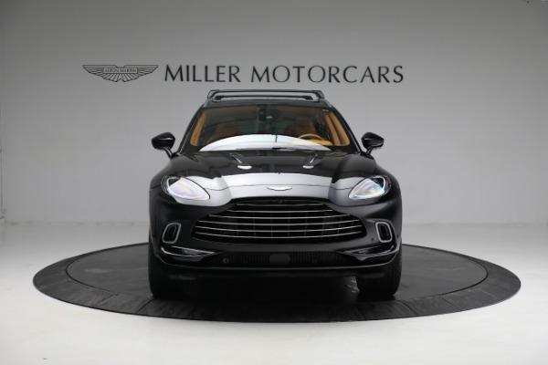 New 2021 Aston Martin DBX for sale $207,886 at Bugatti of Greenwich in Greenwich CT 06830 11