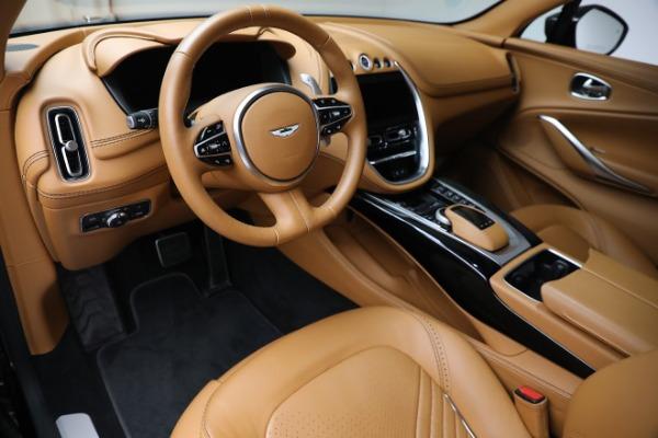 New 2021 Aston Martin DBX for sale $207,886 at Bugatti of Greenwich in Greenwich CT 06830 13