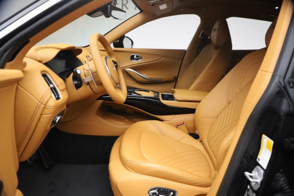 New 2021 Aston Martin DBX for sale $207,886 at Bugatti of Greenwich in Greenwich CT 06830 14
