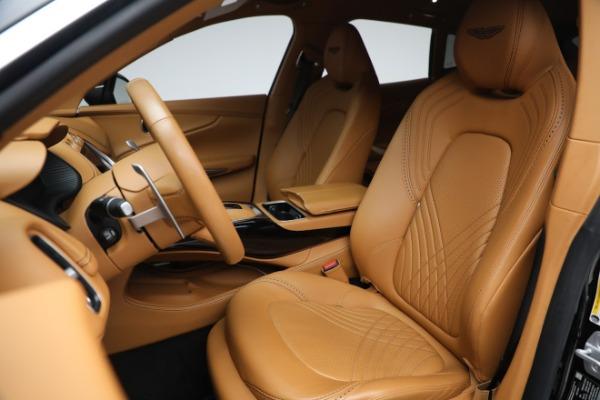 New 2021 Aston Martin DBX for sale $207,886 at Bugatti of Greenwich in Greenwich CT 06830 15