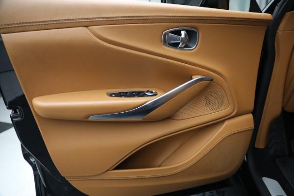 New 2021 Aston Martin DBX for sale $207,886 at Bugatti of Greenwich in Greenwich CT 06830 16