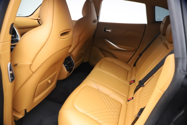 New 2021 Aston Martin DBX for sale $207,886 at Bugatti of Greenwich in Greenwich CT 06830 17