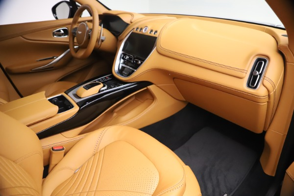 New 2021 Aston Martin DBX for sale $207,886 at Bugatti of Greenwich in Greenwich CT 06830 19