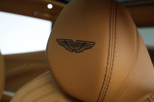 New 2021 Aston Martin DBX for sale $207,886 at Bugatti of Greenwich in Greenwich CT 06830 23