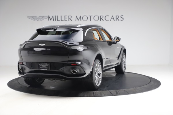 New 2021 Aston Martin DBX for sale $207,886 at Bugatti of Greenwich in Greenwich CT 06830 6