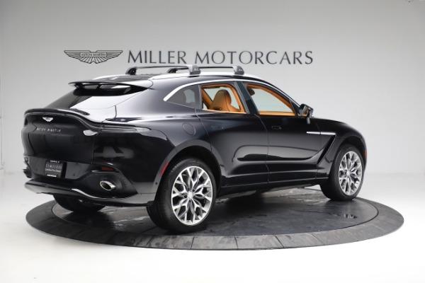 New 2021 Aston Martin DBX for sale $207,886 at Bugatti of Greenwich in Greenwich CT 06830 7