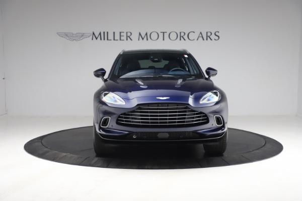 New 2021 Aston Martin DBX for sale $213,086 at Bugatti of Greenwich in Greenwich CT 06830 11