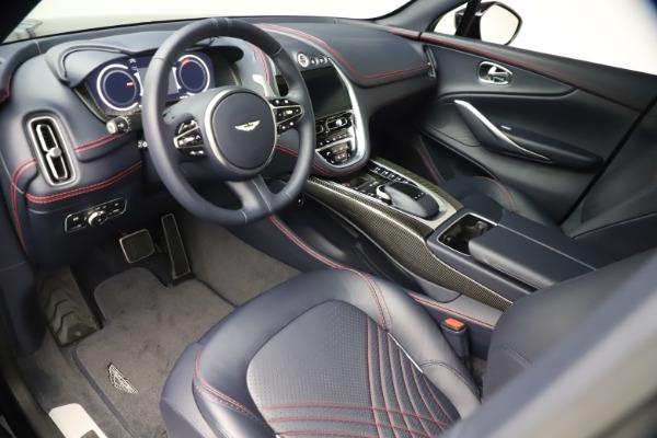 New 2021 Aston Martin DBX for sale $213,086 at Bugatti of Greenwich in Greenwich CT 06830 13