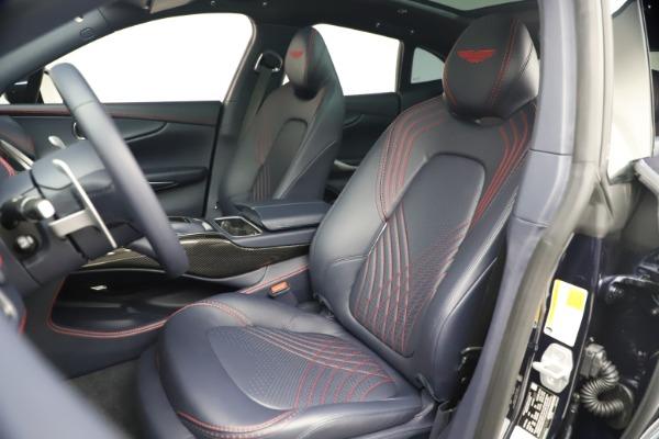 New 2021 Aston Martin DBX for sale $213,086 at Bugatti of Greenwich in Greenwich CT 06830 15