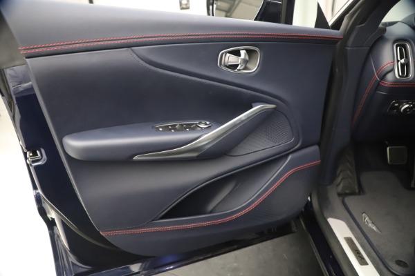 New 2021 Aston Martin DBX for sale $213,086 at Bugatti of Greenwich in Greenwich CT 06830 16