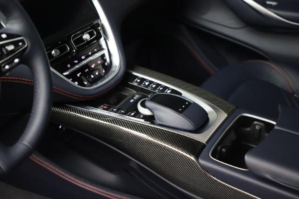 New 2021 Aston Martin DBX for sale $213,086 at Bugatti of Greenwich in Greenwich CT 06830 17