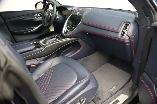 New 2021 Aston Martin DBX for sale $213,086 at Bugatti of Greenwich in Greenwich CT 06830 21
