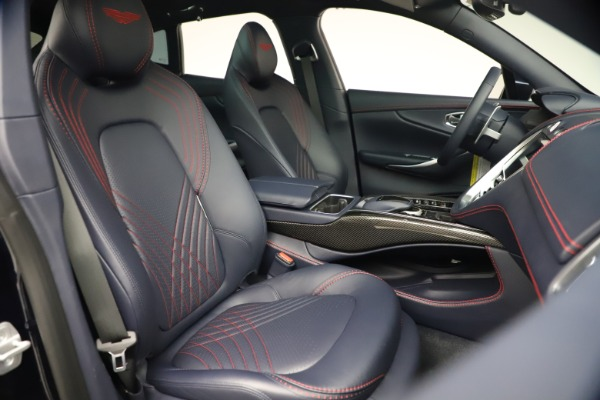 New 2021 Aston Martin DBX for sale $213,086 at Bugatti of Greenwich in Greenwich CT 06830 23