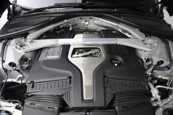 New 2021 Aston Martin DBX for sale $213,086 at Bugatti of Greenwich in Greenwich CT 06830 25