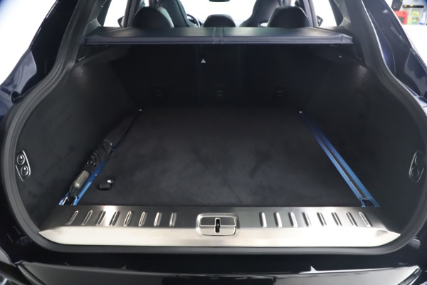 New 2021 Aston Martin DBX for sale $213,086 at Bugatti of Greenwich in Greenwich CT 06830 26