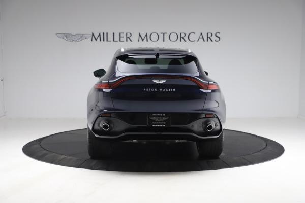 New 2021 Aston Martin DBX for sale $213,086 at Bugatti of Greenwich in Greenwich CT 06830 5