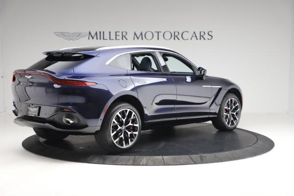 New 2021 Aston Martin DBX for sale $213,086 at Bugatti of Greenwich in Greenwich CT 06830 7