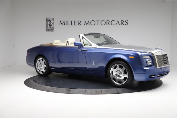 Used 2009 Rolls-Royce Phantom Drophead Coupe for sale $219,900 at Bugatti of Greenwich in Greenwich CT 06830 10