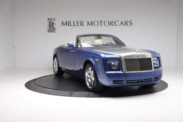 Used 2009 Rolls-Royce Phantom Drophead Coupe for sale $219,900 at Bugatti of Greenwich in Greenwich CT 06830 11