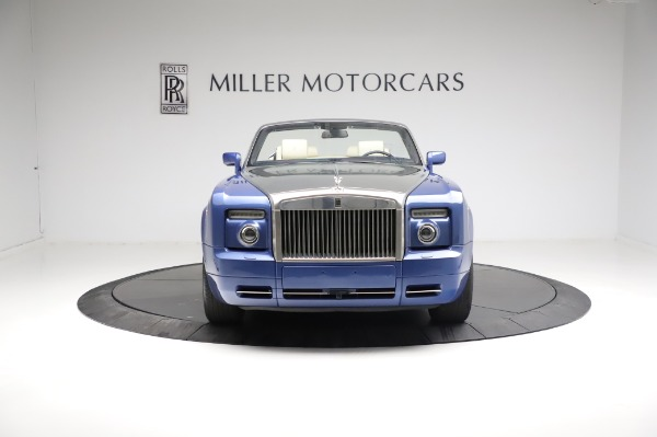 Used 2009 Rolls-Royce Phantom Drophead Coupe for sale $219,900 at Bugatti of Greenwich in Greenwich CT 06830 12