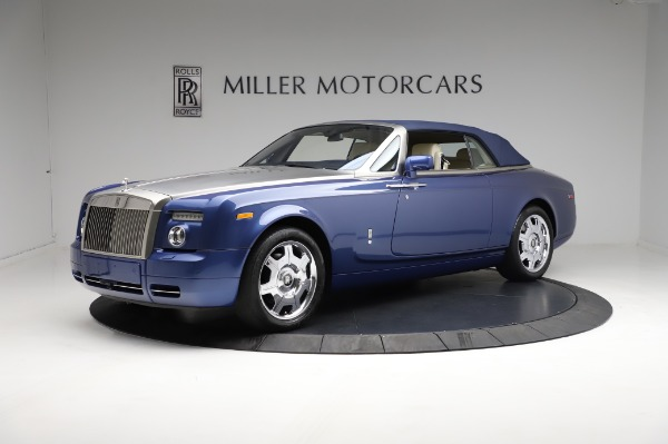 Used 2009 Rolls-Royce Phantom Drophead Coupe for sale $219,900 at Bugatti of Greenwich in Greenwich CT 06830 13