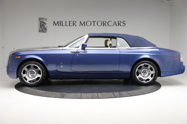 Used 2009 Rolls-Royce Phantom Drophead Coupe for sale $219,900 at Bugatti of Greenwich in Greenwich CT 06830 14