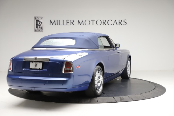 Used 2009 Rolls-Royce Phantom Drophead Coupe for sale $219,900 at Bugatti of Greenwich in Greenwich CT 06830 16