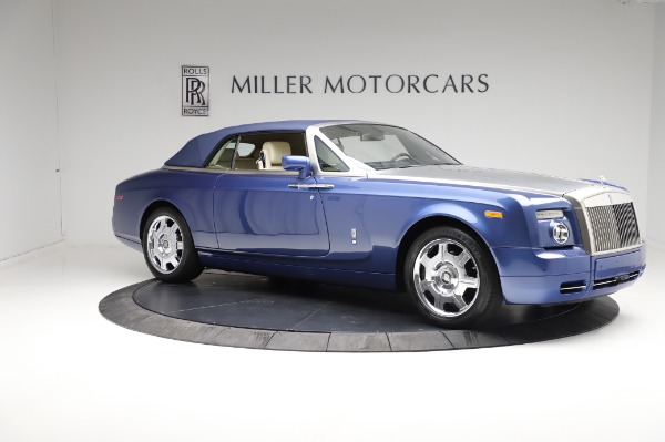 Used 2009 Rolls-Royce Phantom Drophead Coupe for sale $219,900 at Bugatti of Greenwich in Greenwich CT 06830 18