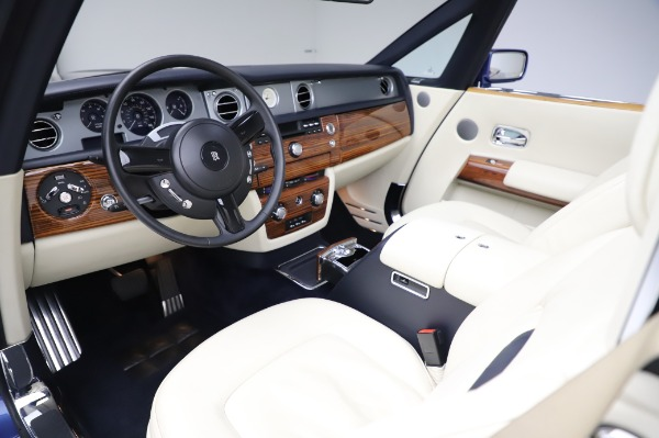Used 2009 Rolls-Royce Phantom Drophead Coupe for sale $219,900 at Bugatti of Greenwich in Greenwich CT 06830 19
