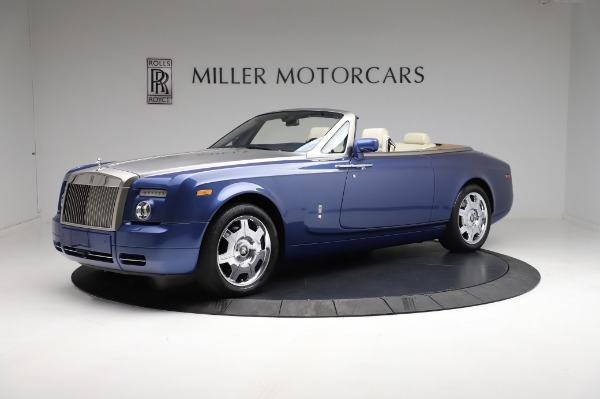 Used 2009 Rolls-Royce Phantom Drophead Coupe for sale $219,900 at Bugatti of Greenwich in Greenwich CT 06830 2