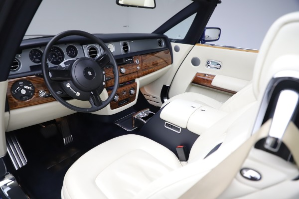 Used 2009 Rolls-Royce Phantom Drophead Coupe for sale $219,900 at Bugatti of Greenwich in Greenwich CT 06830 20