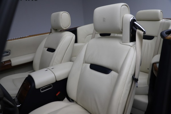 Used 2009 Rolls-Royce Phantom Drophead Coupe for sale $219,900 at Bugatti of Greenwich in Greenwich CT 06830 22