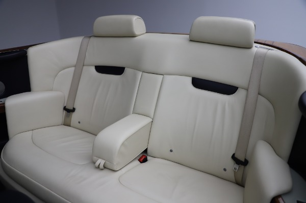 Used 2009 Rolls-Royce Phantom Drophead Coupe for sale $219,900 at Bugatti of Greenwich in Greenwich CT 06830 23