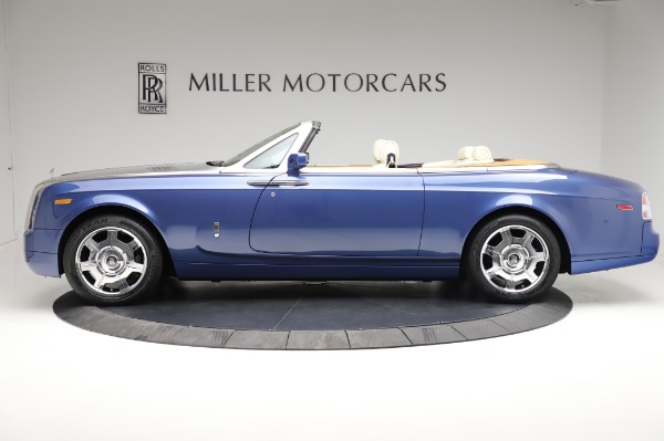 Used 2009 Rolls-Royce Phantom Drophead Coupe for sale $219,900 at Bugatti of Greenwich in Greenwich CT 06830 3