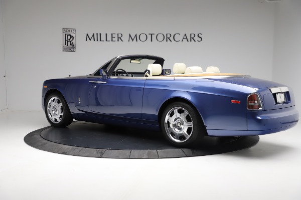 Used 2009 Rolls-Royce Phantom Drophead Coupe for sale $219,900 at Bugatti of Greenwich in Greenwich CT 06830 4