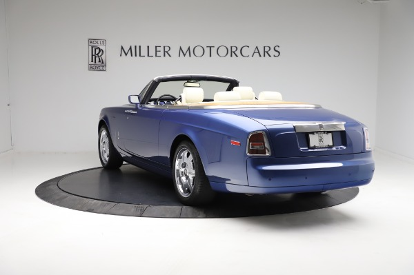 Used 2009 Rolls-Royce Phantom Drophead Coupe for sale $219,900 at Bugatti of Greenwich in Greenwich CT 06830 5