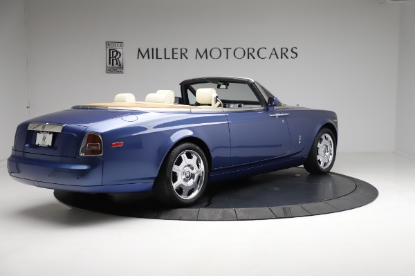 Used 2009 Rolls-Royce Phantom Drophead Coupe for sale $219,900 at Bugatti of Greenwich in Greenwich CT 06830 8