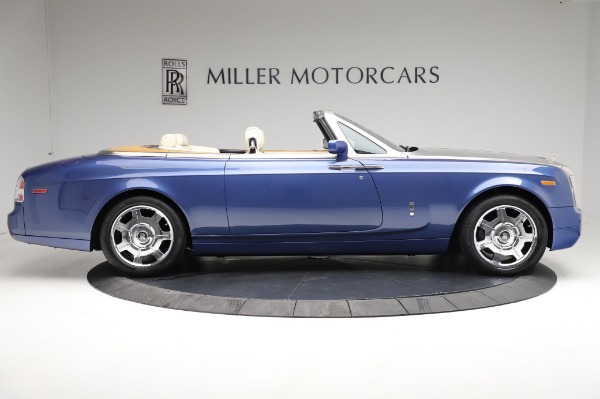 Used 2009 Rolls-Royce Phantom Drophead Coupe for sale $219,900 at Bugatti of Greenwich in Greenwich CT 06830 9