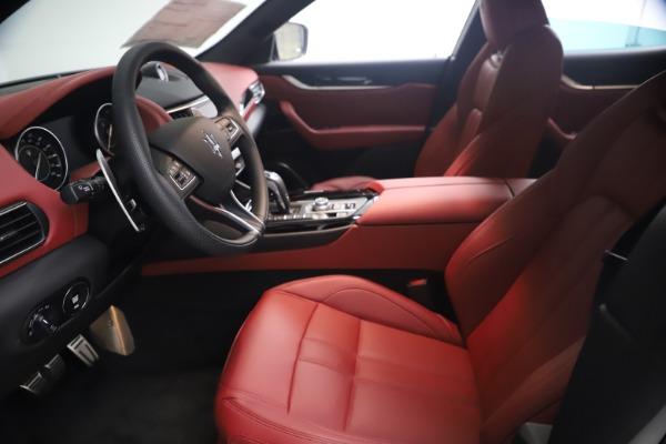 New 2021 Maserati Levante Q4 GranSport for sale $92,485 at Bugatti of Greenwich in Greenwich CT 06830 15