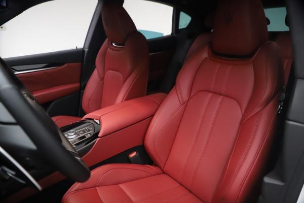 New 2021 Maserati Levante Q4 GranSport for sale $92,485 at Bugatti of Greenwich in Greenwich CT 06830 16